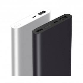 Xiaomi Power Bank 10000mAh 2nd Generation (ORIGINAL) - Silver - 4