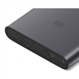 Xiaomi Power Bank 10000mAh 2nd Generation (ORIGINAL) - Silver - 6