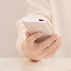 Xiaomi Power Bank 10000mAh 2nd Generation (ORIGINAL) - Silver - 9