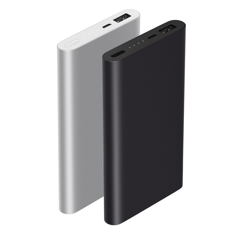 Xiaomi power bank 10000mah 2nd generation original - Power bank 10000mah ...