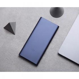 Xiaomi Power Bank 10000mAh 2nd Generation 2 USB Port (ORIGINAL) - Silver - 6