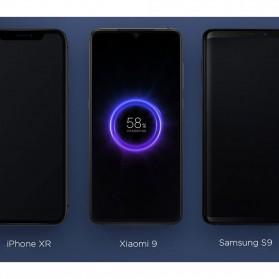 Xiaomi Qi Wireless Charging Power Bank USB Type C 10000mAh - PLM11ZM (ORIGINAL) - Black - 7