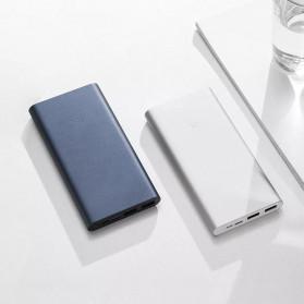 Xiaomi Power Bank 3 QC3.0 2 Port 18W 10000mAh - PLM13ZM (ORIGINAL) - Black - 4