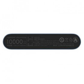 Xiaomi Power Bank 3 QC3.0 2 Port 18W 10000mAh - PLM13ZM (ORIGINAL) - Black - 8