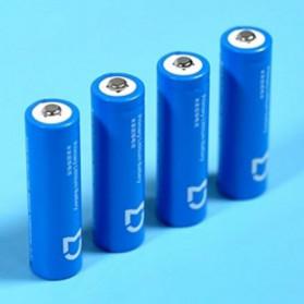 Xiaomi Mijia Super Battery Alkaline AA 4 PCS - Blue - 2