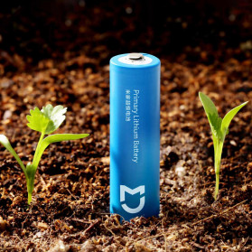 Xiaomi Mijia Super Battery Alkaline AA 4 PCS - Blue - 4