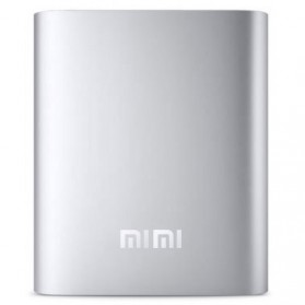 Xiaomimi Power Bank 10400mAh (BULK PACKING) - Silver