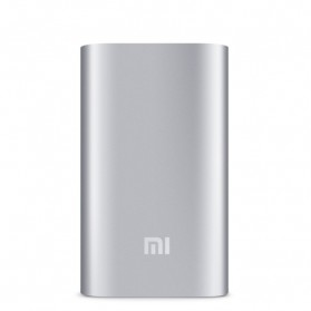 Xiaomimi Power Bank 5200mAh - Silver