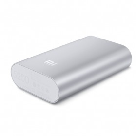 Xiaomimi Power Bank 5200mAh - Silver - 3