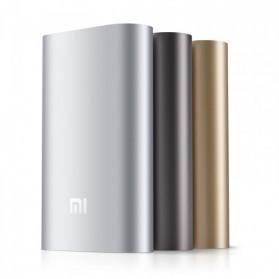 Xiaomimi Power Bank 5200mAh - Silver - 4