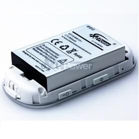 eXt-Power Extended Battery 3600mAh for Huawei E586 E560 E585 (HB4F1) - EXT-E5-1 - Black - 2