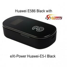 eXt-Power Extended Battery 3600mAh for Huawei E586 E560 E585 (HB4F1) - EXT-E5-1 - Black - 4