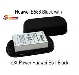 eXt-Power Extended Battery 3600mAh for Huawei E586 E560 E585 (HB4F1) - EXT-E5-1 - Black - 5