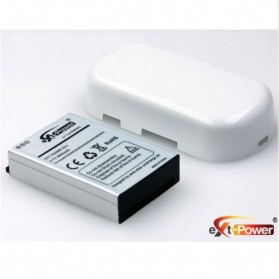 eXt-Power Extended Battery 3600mAh for Huawei E586 E560 E585 (HB4F1) - EXT-E5-1 - White