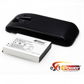 eXt-Power Extended Battery 3800mAh for Samsung Galaxy Nexus -  EXT-Galaxy-Nexus i8160-XL - Black