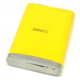 Sanyo Prismatic Li-Ion Battery 1800mAh - ION103448SRH (14 DAYS) - Yellow