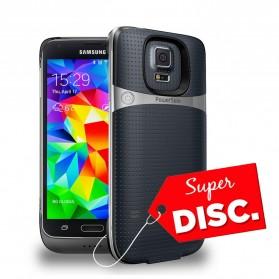 PowerSkin Spare for Samsung Galaxy S5 2200 mAh - SP2200 - Black