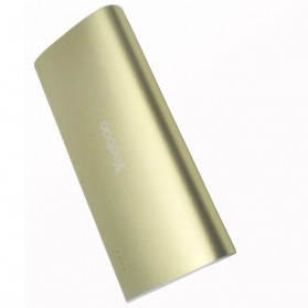 Yoobao Magic Wand Power Bank 13000mAh - YB-6016 (Super Copy) - Golden