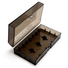 Efest Battery Case for 2x18650 / 4x18350 - H2 - Black - 2