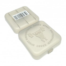 Efest Batteryman Transparent Battery Case for 2x26650 - Transparent - 3