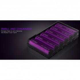 Efest H6 Battery Case for 6 x 18650 - Purple - 3