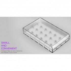 Efest H6 Battery Case for 6 x 18650 - Purple - 4