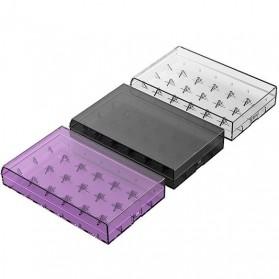 Efest H6 Battery Case for 6 x 18650 - Purple - 5