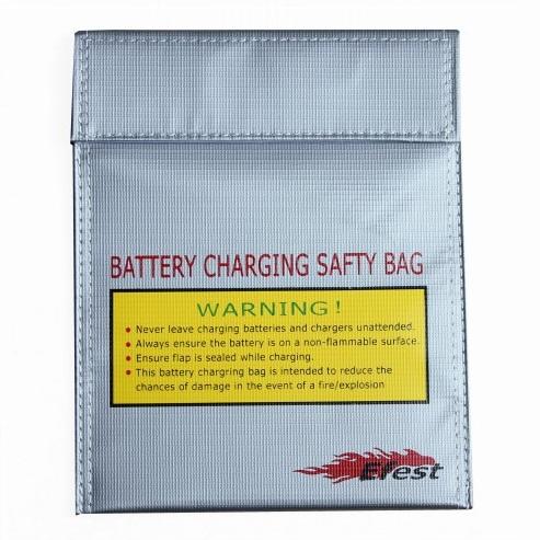 ... Efest LiPo Safety Charging Bag - Big Size - Silver - 1 ...