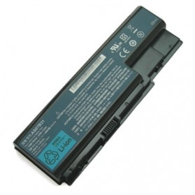 Baterai Acer AS07B51 Acer Aspire 6930G 5520 5920 Lithium-ion (OEM) - Black