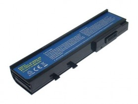 Baterai Acer Aspire 3620 5540 5560 TravelMate 2420 3240 3280 Series Lithium-ion (OEM) - Black