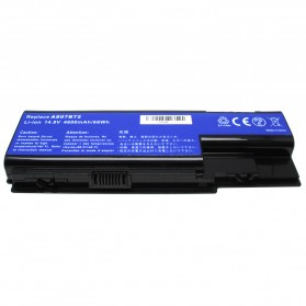 Baterai Acer Aspire 5315 5520G 5710G 7720G 5920G Part No AS07B72 Lithium-ion (OEM) - Black