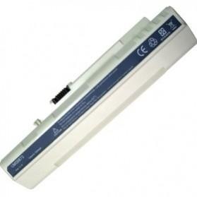 Baterai Acer Aspire One A110 A150 D150 D250 High Capacity (OEM) - White