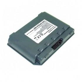Baterai Fujitsu LifeBook A3100 A6020 A3130 Standard Capacity (OEM) - Gray