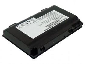 Baterai Fujitsu LifeBook A1220 A530 A6210 AH530 AH550 E8410 Standard Capacity (OEM) - Black