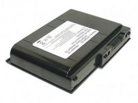 Baterai Fujitsu LifeBook B6210 B6220 High Capacity (OEM) - Black