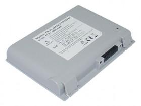 Baterai Fujitsu Lifebook C2010 C2100 C2110 C2111 C6581 C6591 C6611 C6630 C6631 C6632 C6651 C6659 C6661 C7600 C7631 C7651 C7661 Standard Capacity (OEM) - Gray