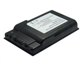 Laptop / Notebook - Baterai Fujitsu LifeBook N6110 N6400 N6410 N6420 N6460 N6470 Standard Capacity (OEM) - Black