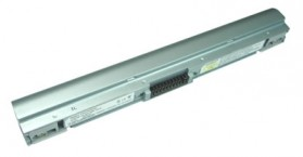 Baterai Fujitsu LifeBook P1110 P1120 P2000 P2040 P2046 P2110 P2120 Standard Capacity (OEM) - Gray Silver