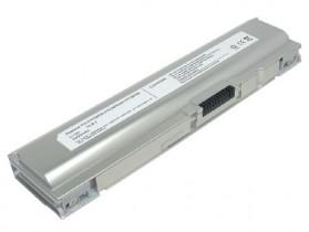 Baterai Fujitsu Lifebook P5010 P5020 P3010 P3020 (OEM) - Gray Silver