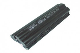 Baterai HP Pavilion DV3-1000 DV3-1001TX DV3-1051xx DV3-1073cl DV3-1075ca DV3-1075us DV3-1077ca DV3z-1000 High Capacity (OEM) - Black