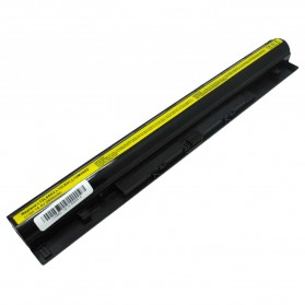 Baterai Laptop Lenovo Eraser IdeaPad Z40-70 Z50-70 Z40-75 G40-30 - L12L4E01 - Black - 1