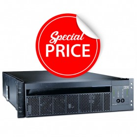 IBM UPS5000 HV 5kVA 4.5kW Rack-Mount Uninterruptible Power Supply - 24195KX - Black