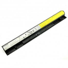 Baterai Lenovo IdeaPad G400S L12L4A02 Original High Capacity - Black