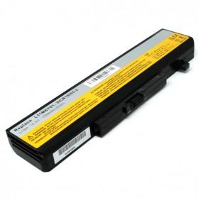 Baterai Lenovo IdeaPad Z580 5200mAh - Black