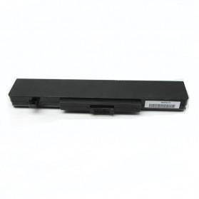 Baterai Lenovo IdeaPad Z580 5200mAh - Black - 4