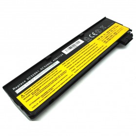 Baterai Lenovo ThinkPad T440 T450 T550 K2450 4600mAh - Black - 2