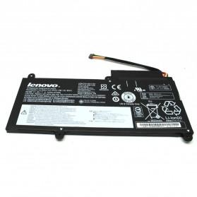 Baterai Laptop Lenovo ThinkPad E450 E450C E460 E460C - 45N1752 - Black - 2