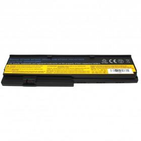 Baterai IBM Lenovo ThinkPad X200 X201 Lithium Ion Standard Capacity 2000mAh (OEM) - Black