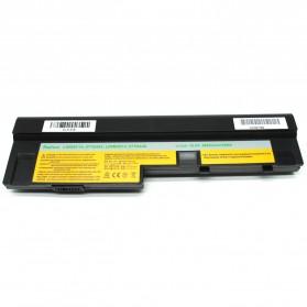 Baterai Laptop / Notebook - Baterai Lenovo IdeaPad S10-3 IdeaPad U165 Ideapad S205 Ideapad U160 Lithium Ion High Capacity - Black (OEM) - Black