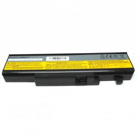 Baterai LENOVO IdeaPad Y450 Y450A Y450G Y550 Y550A Y550P Standard Capacity Lithium Ion (OEM) - Black